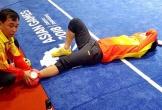 Wushu khởi đầu gian nan ở Asiad: Xuân Hiệp bất ngờ chấn thương
