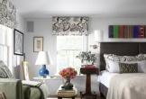 Phòng ngủ cũ kỹ lột xác thành sang chảnh nhờ những mẫu rèm cửa mới nhất