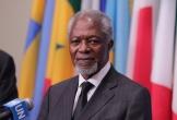 Lãnh đạo Việt Nam gửi điện chia buồn ông Kofi Annan qua đời