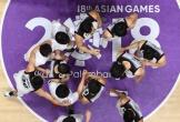 4 cầu thủ bóng rổ Nhật Bản bị tước quyền thi đấu ASIAD vì dính nghi án
