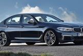 BMW M550i xDrive được trang bị động cơ V8 4.4L