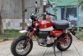 Honda Monkey 2018 về Việt Nam, giá gần 120 triệu đồng