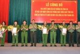 Sau sáp nhập, Công an tỉnh Thanh Hóa có 8 Phó Giám đốc