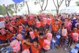 Quỹ sữa Vươn cao Việt Nam và Vinamilk đưa niềm vui Trung thu đến với trẻ em Vĩnh Phúc