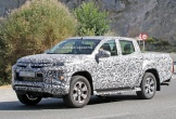 Mitsubishi Triton thế hệ mới ra mắt đầu 2019