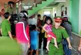 Giải cứu 3 trẻ nhỏ bị cha nhốt trong phòng, đòi đốt nhà tự thiêu