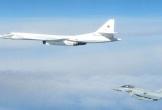 Anh điều tiêm kích chặn oanh tạc cơ Nga bay gần không phận