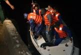 Cháy tàu cá ngoài khơi, 2 ngư dân nhảy xuống biển thoát thân