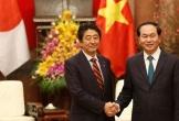 Thủ tướng Nhật Bản bàng hoàng về việc Chủ tịch Nước Trần Đại Quang từ trần