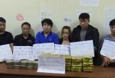 Hà Tĩnh: Phá đường dây ma túy xuyên quốc gia, thu 20 bánh heroin