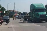 Xe tải gây tai nạn, 3 người phụ nữ thương vong
