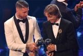 Ramos bầu thêm giải Quả Bóng Vàng cho Modric
