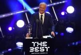 Giúp đội tuyển Pháp vô địch thế giới, HLV Deschamps được FIFA vinh danh