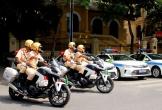 Hà Nội: Phân luồng giao thông phục vụ Lễ Quốc tang Chủ tịch nước