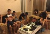 TP Vinh: Bắt quả tang 7 đối tượng thuê phòng khách sạn 'bay lắc' tập thể
