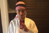 Ngay sau khi phục hồi trí nhớ, Đức Huy khiến fan chết cười vì hóa thành 'Hoàng tử Ả Rập'