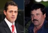 Cựu Tổng thống Mexico bị cáo buộc nhận hối lộ 100 triệu USD từ trùm ma túy El Chapo
