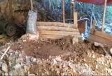Clip: Đột nhập lãnh địa khai thác vàng trái phép ở miền Tây xứ Nghệ