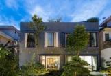 Nhà vườn đầy bóng nắng và cây xanh rộng 700m², được cải tạo lại từ 6 căn nhà liền kề của đôi vợ chồng trẻ giữa trung tâm xứ Thanh