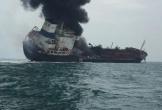 Tìm thấy thi thể hai thuyền viên Việt mất tích trong vụ cháy tàu ở Hong Kong