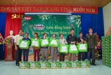 Huda mang 7000 phần quà tết đến với các gia đình ở miền Trung