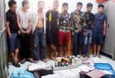 Bắt giữ băng nhóm cho vay nặng lãi ở Đồng Nai