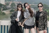 """Hot girl Trâm Anh: """"Không sợ bị dị nghị khi chơi thân với Nam Em, Quế Vân"""""""