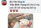 HOT: Đình Trọng sang Hàn Quốc không phải phẫu thuật mà để sinh con cho Bùi Tiến Dũng?