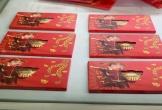 Đại gia mua 500 bao lì xì vàng ròng để mừng tuổi Tết