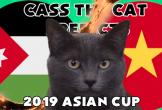 Mèo Cass tiên tri dự đoán kết quả trận Việt Nam vs Jordan hôm nay 20/1