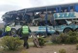 Hai xe buýt đối đầu khiến ít nhất 22 người thiệt mạng