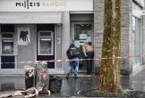 Hoạt động của phòng giao dịch Agribank bị cướp vẫn diễn ra bình thường