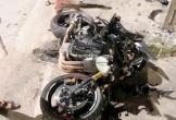 Motor Yamaha R6 tông cột viễn thông, người cầm lái tử vong