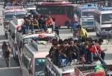 Xe buýt chở khách đi hội lao xuống vực, gần 120 người thương vong