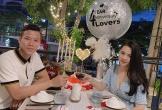 Quế Ngọc Hải chúc mừng sinh nhật vợ ngay trước đại chiến với Indonesia