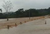 Mưa lớn kéo dài khiến nhiều địa phương tại Hà Tĩnh bị ngập lụt