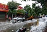 Nguy cơ cao lũ quét, sạt lở đất và ngập úng cục bộ tại Nghệ an, Hà Tĩnh