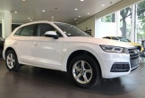 Sau lỗi phanh, Audi Q5 ở Việt Nam tiếp tục bị triệu hồi