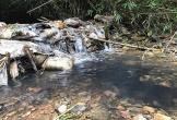 NÓNG: Khởi tố vụ án đổ dầu thải gây sự cố nước sạch sông Đà