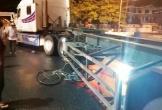 Xe container va chạm với xe đạp, cụ ông 70 tuổi tử vong