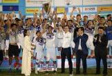 Thắng kịch tính Phố Hiến, Hà Nội bảo vệ thành công ngôi vương Giải U21 quốc gia