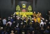 Hàng nghìn người đến tiễn biệt cố Thứ trưởng Bộ GD&ĐT Lê Hải An lần cuối