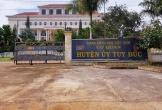 Làm rõ việc Chánh văn phòng Huyện ủy đánh lái xe nhập viện