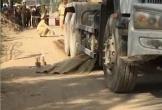 Thương tâm người phụ nữ bị cuốn vào gầm xe bồn tử vong