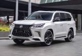 Lexus sắp trình làng mẫu SUV cao cấp hơn LX570