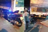 Tông vào đuôi xe tải dừng đột ngột, một người tử vong tại chỗ