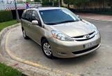 Toyota Sienna nhập Mỹ giá bằng một nửa Kia Sedona sau 10 năm sử dụng