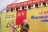 Trường THPT Trần Phú (Hà Tĩnh) kỷ niệm 60 năm thành lập