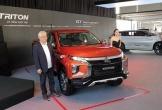 Mitsubishi Triton 2020 ra mắt ở Việt Nam, giá từ 600 triệu đồng