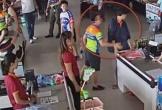 Công an Thái Nguyên lên tiếng vụ con trai lấy xúc xích không trả tiền, bố còn tát nhân viên